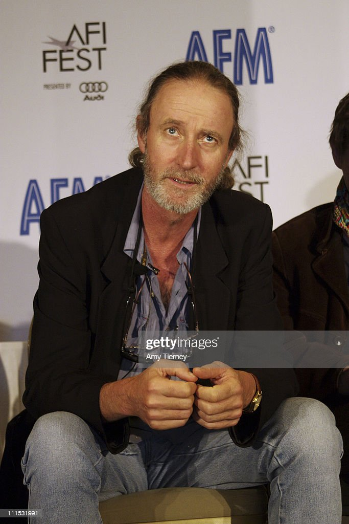 AFI Fest 2006 - Foreign Oscar Contenders Panel - AFM Press Conference