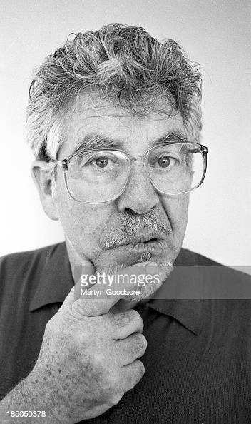 Rolf Harris portrait London United Kingdom 1997