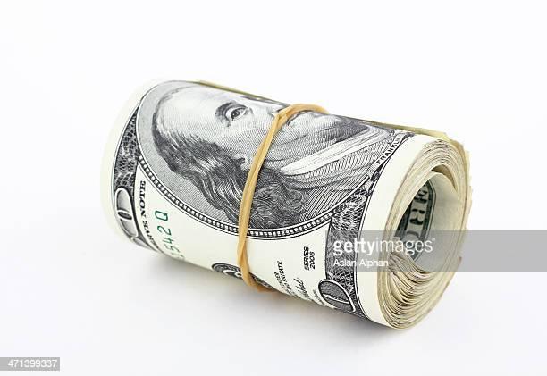 Rouleau de l'argent