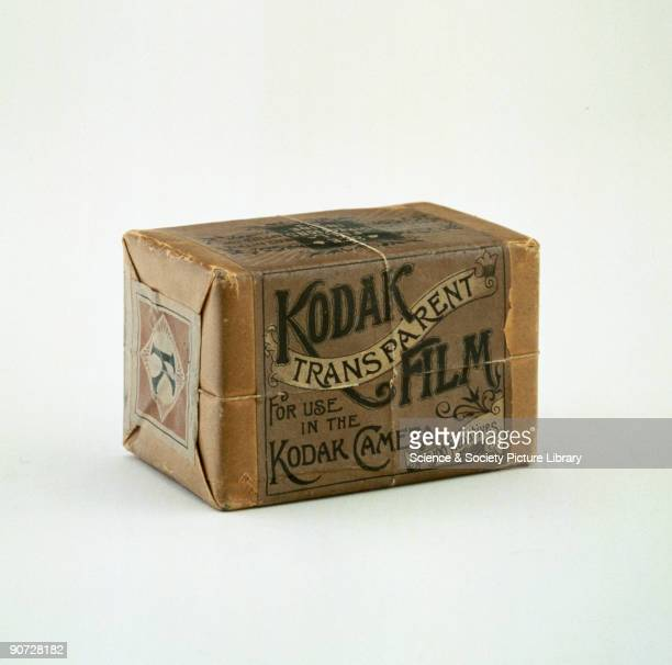 A roll of transparent film for use in the Kodak camera The �No 1� Kodak invented by George Eastman and introduced in 1888 is perhaps the most...