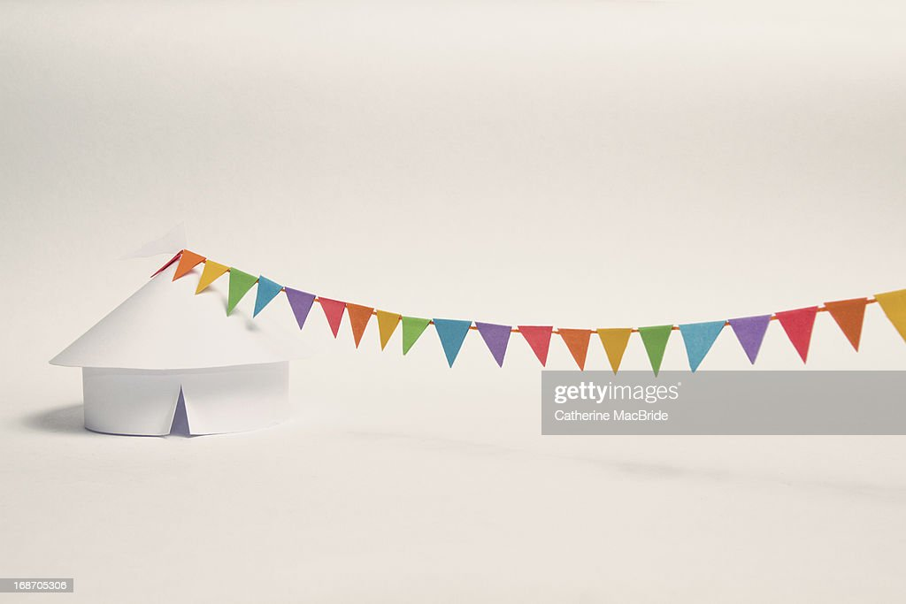 Roll up!, Roll up! : Stock Photo