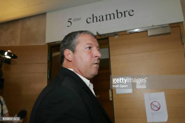 Rolland COURBIS Proces en appel des comptes de l OM entre 1997 et 1999 Aix
