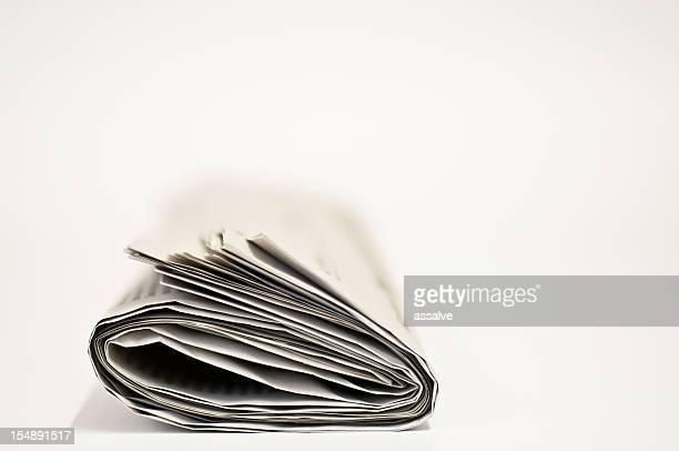 Arrotolato quotidiano con copia spazio per il tuo messaggio