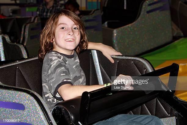 Roller Coaster Boy