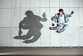 Roller jumping