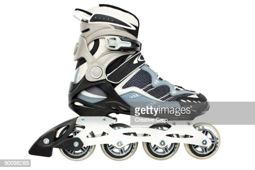 Rollerblade boots