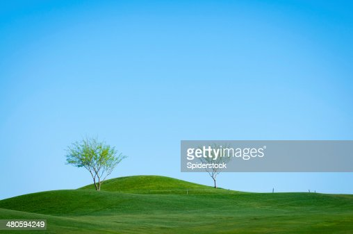 Rolling Grass Hills : Stock Photo