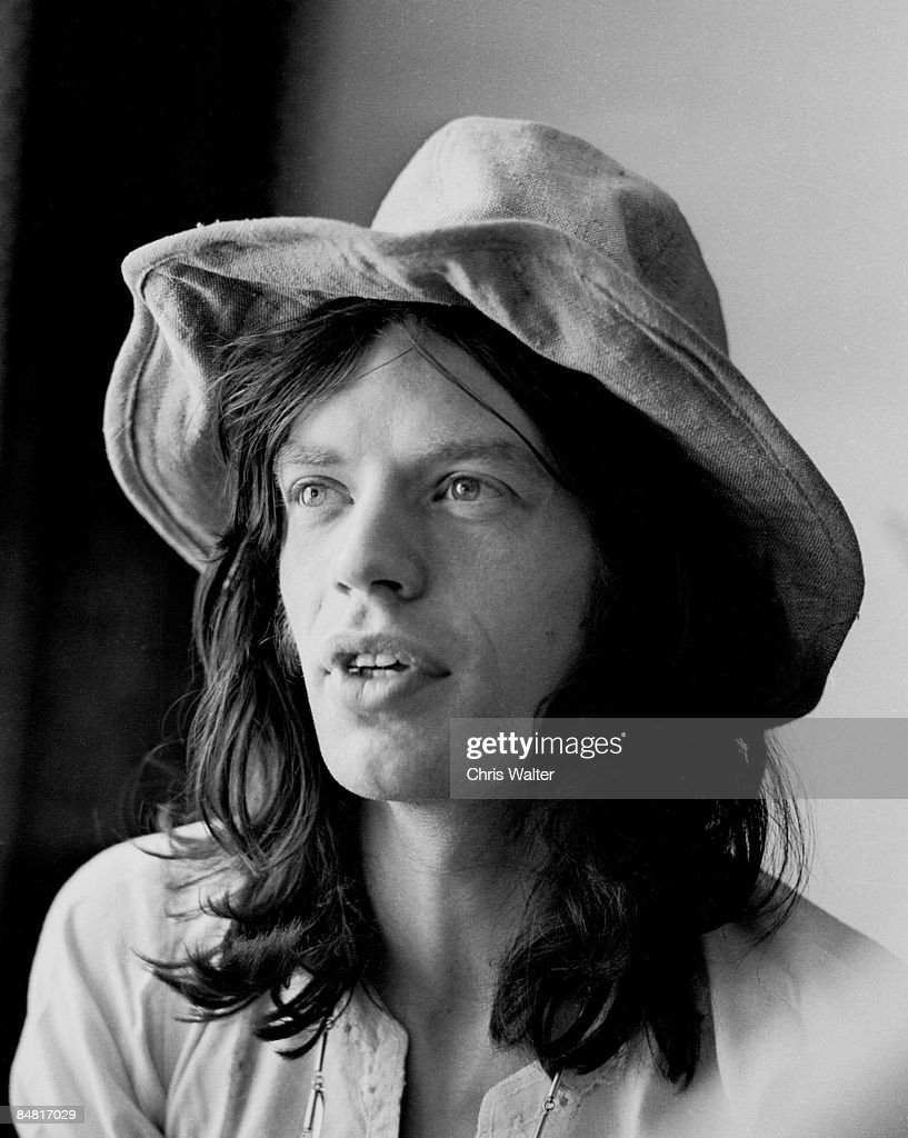 Rolling Stones 1970 Mick Jagger