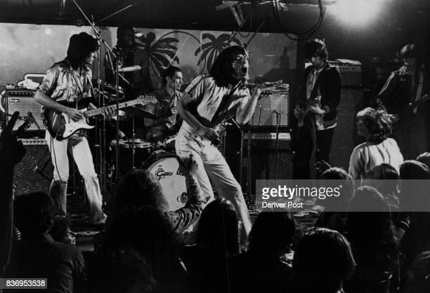 Rolling Stones At 'El Macombo' Jovan calls its sponsorship of Rolling Stones tour 'a Perfect match' Credit Denver Post