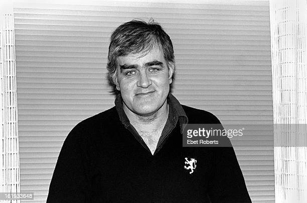 Rolling Stones cofounder keyboard player and tour manager Ian Stewart in New York on 26th February 1981