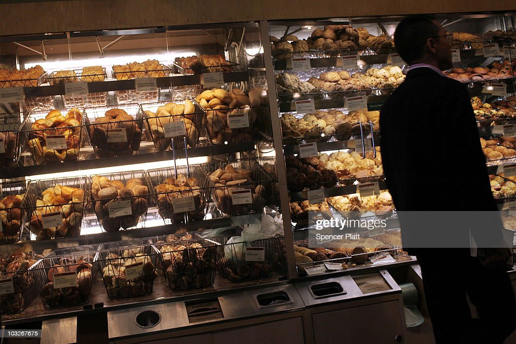 Rolls and pastries are displayed for sale at a Manhattan grocery store on August 6, 2010 in New York City. As a result of drought and an outbreak of wildfires that have decimated Russia's wheat crop, U.S. wheat prices have been steadily rising, igniting fears of a global rise of food prices. Russia announced a ban on grain and flour exports yesterday, which will take effect from August 15 to the end of the year. While prices fell slightly in trading today, U.S. wheat futures on the Chicago Board of Trade rose over 20 percent earlier in the week, having nearly doubled since early July to $8.41 a bushel.
