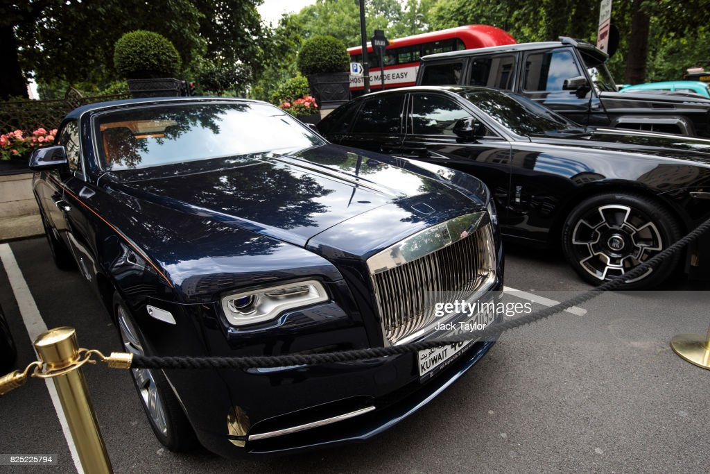 Arab Supercars Arrive In London Photos And Images Getty Images