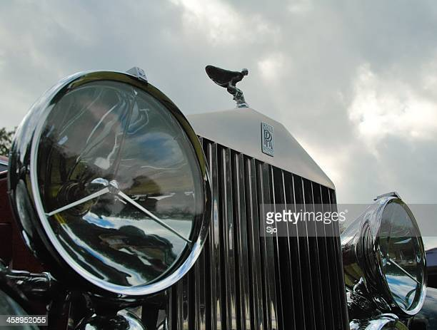Rolls Royce davanti