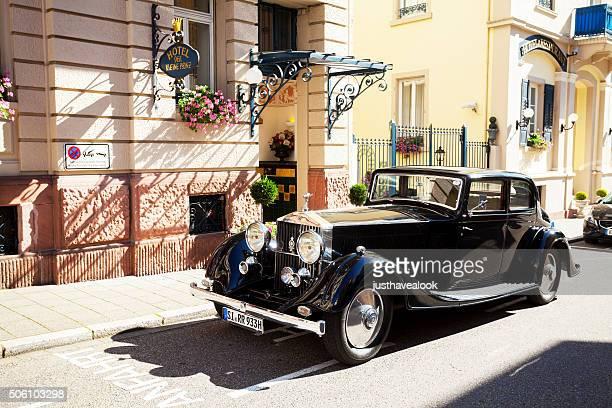 Rolls Royce rétro