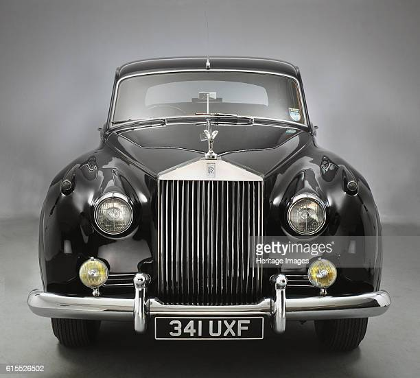 Rolls Royce Silver Cloud Artist Unknown