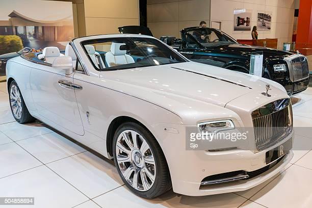 Rolls-Royce alba quattro posti di lusso convertibile
