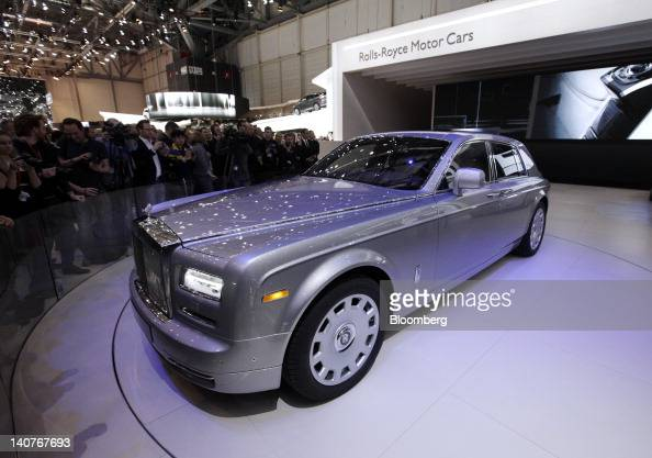 Rolls royce phantom photos et images de collection getty for Rolls royce motor cars houston