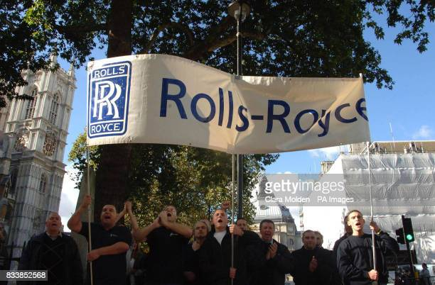 RollsRoyce workers and members of Unite Britain's largest trade union are lobbying MPs in Westminster today as part of a campaign to boost...