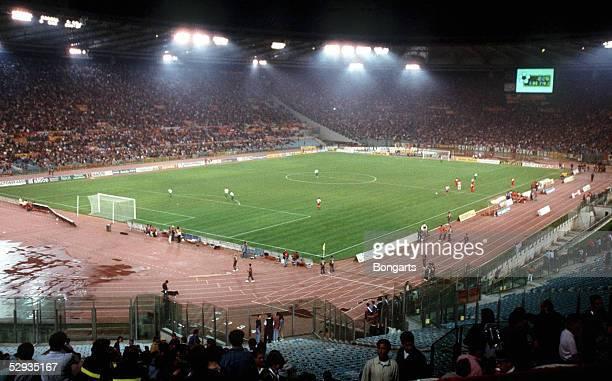SPORTSTAETTEN 1995 Rom OLYMPIASTADION ROM/STADION AS ROM