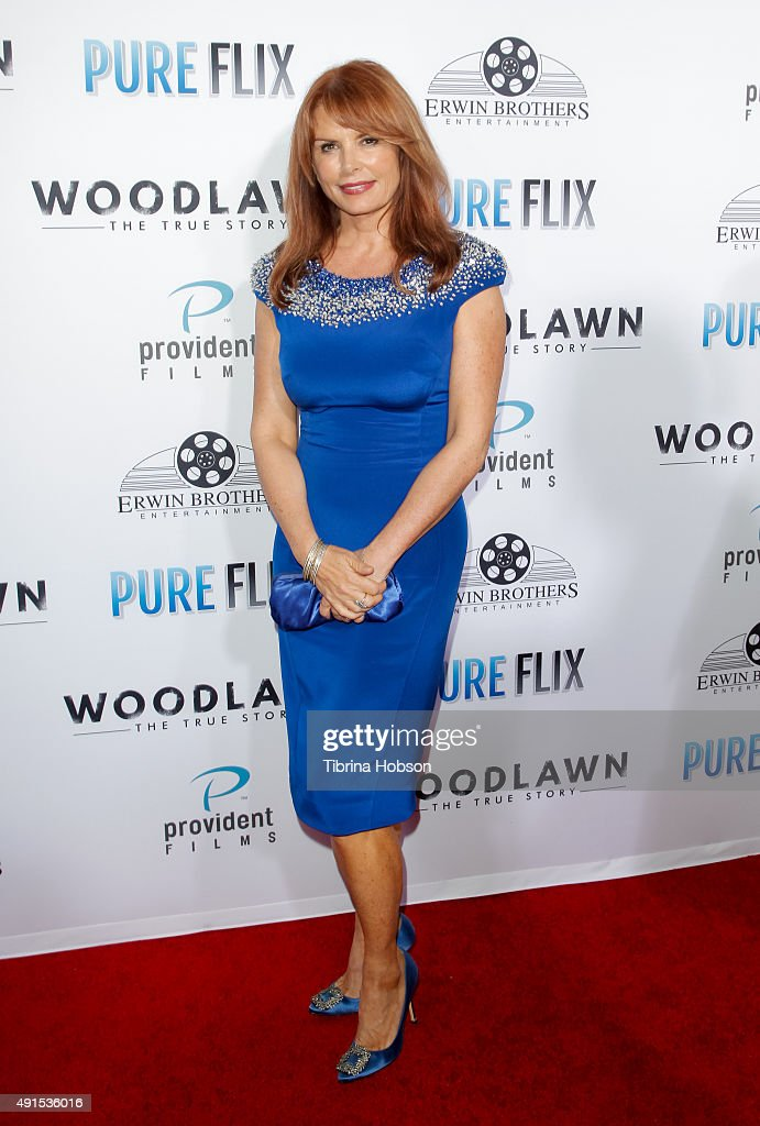 "LA Premiere Of Pure Flix's ""Woodlawn"" - Arrivals"