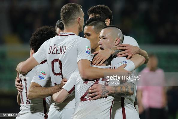 US Citta di Palermo v AS Roma - Serie A : News Photo