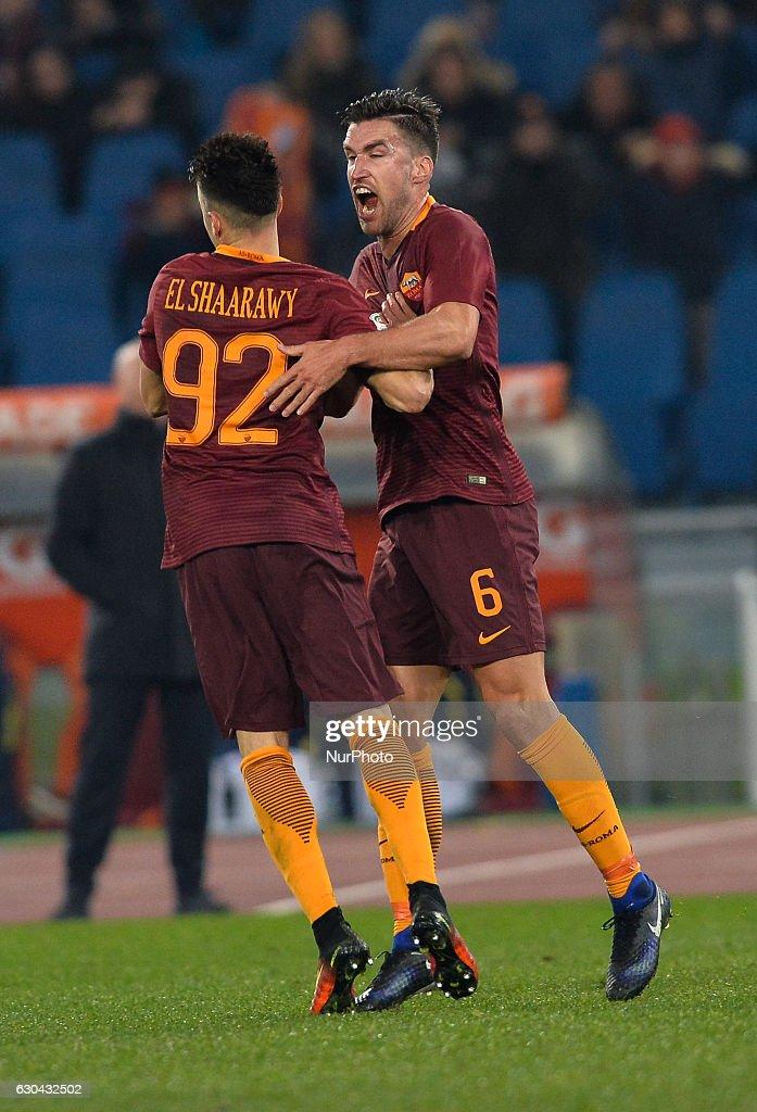AS Roma v AC ChievoVerona - Serie A