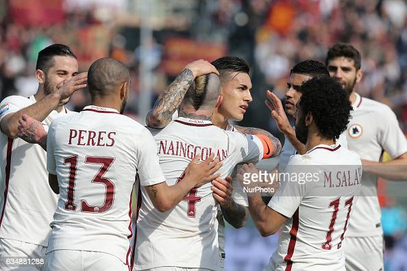 FC Crotone v AS Roma - Serie A : News Photo