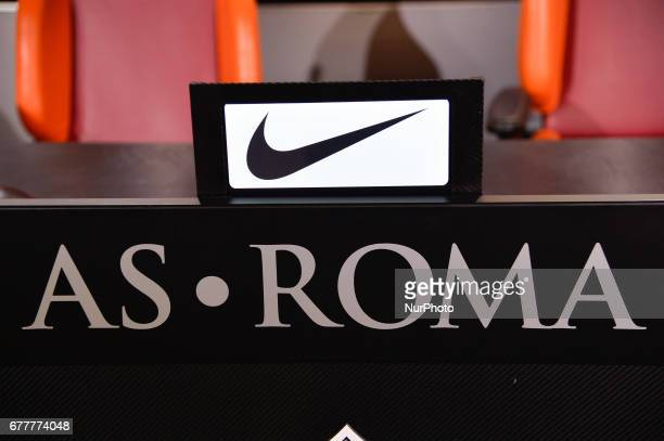 AS Roma press conference room on May 3 2017 in Rome Italy durin the new Sporting Director Ramon Rodriguez Verdejo Monchi presentation