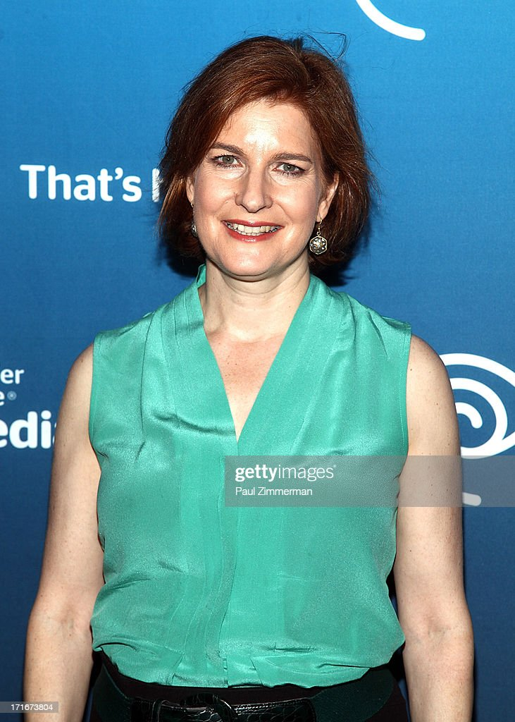 Roma Torre attends Time Warner Cable Media's 'View From The Top' Upfront at Jazz at Lincoln Center on June 27, 2013 in New York City.
