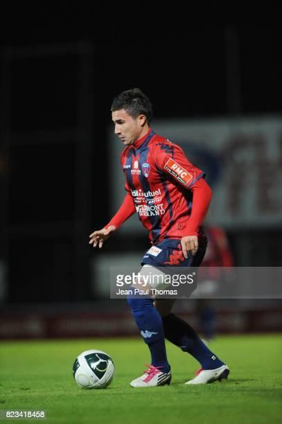 Romain ALESSANDRINI Clermont / Metz 13eme journee de Ligue 2
