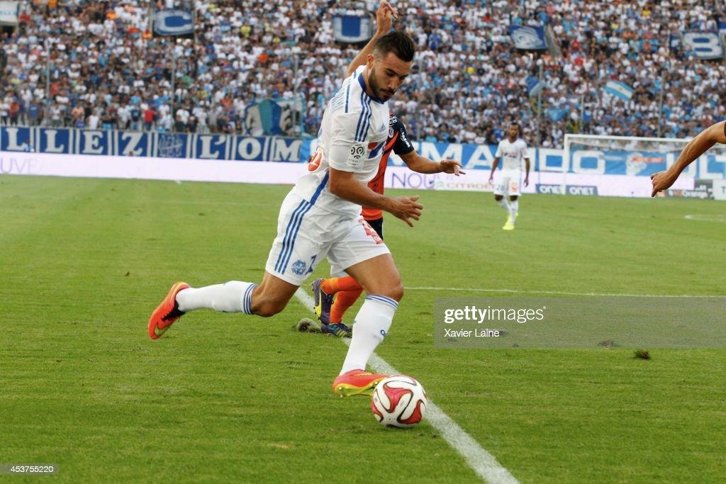 Olympique de Marseille FC vMontpellier Herault FC- French Ligue 1