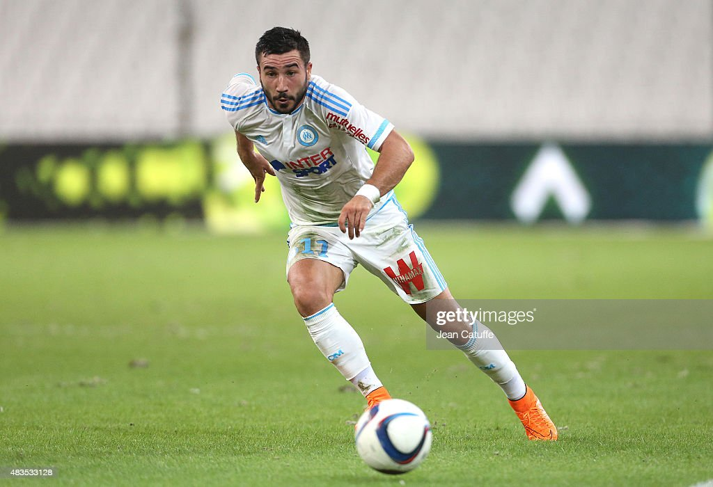 Olympique de Marseille v SM Caen - Ligue 1