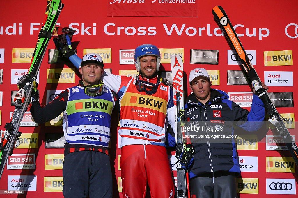 FIS Freestyle Ski World Cup - Men's and Women's Ski Cross