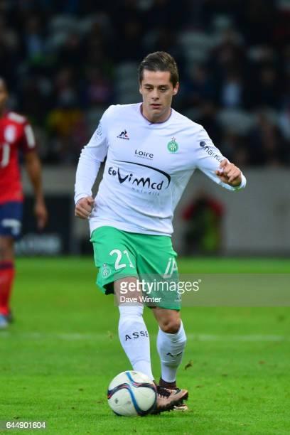 Romain HAMOUMA Lille / Saint Etienne 16eme journee de Ligue 1 Photo Dave Winter / Icon Sport