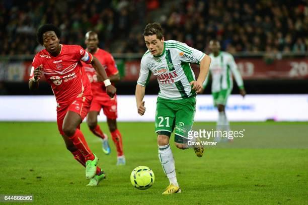 Romain HAMOUMA Valenciennes / Saint Etienne 32e journee Ligue 1 Photo Dave Winter / Icon Sport