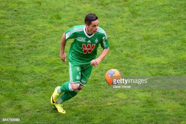Romain HAMOUMA Reims / Saint Etienne 33eme journee de Ligue 1 Photo Dave Winter / Icon Sport