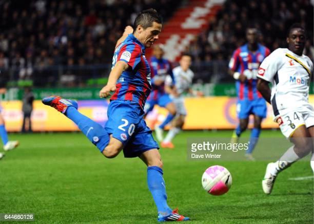 Romain HAMOUMA Caen / Sochaux 37eme journee de Ligue 1 Photo Dave Winter / Icon Sport