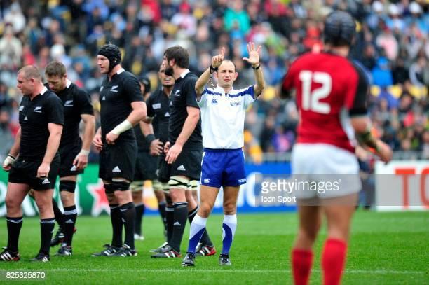 Romain POITE Nouvelle Zelande / Canada Coupe du Monde 2011 Wellington