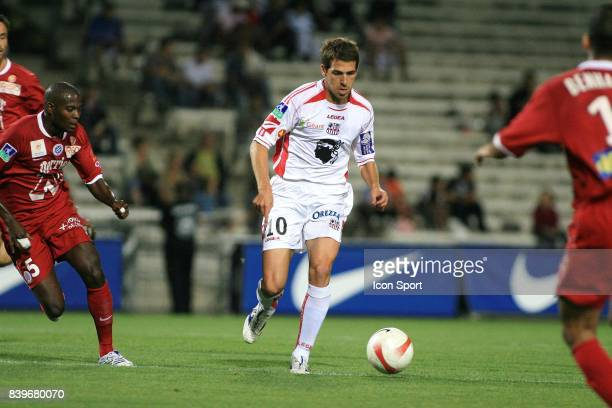 Romain ROCCHI Montpellier / Ajaccio 5e journee de Ligue 2