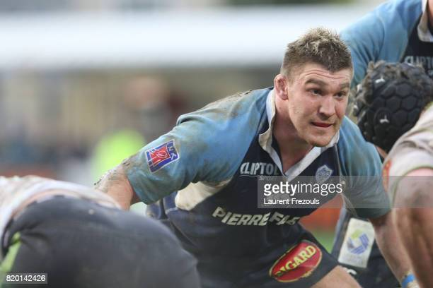 Romain TERRAIN Castres / Montauban 15eme journee de Top 14