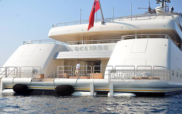 Superyacht abramovich  Roman Abramovich Superyacht Stock Photos and Pictures | Getty Images