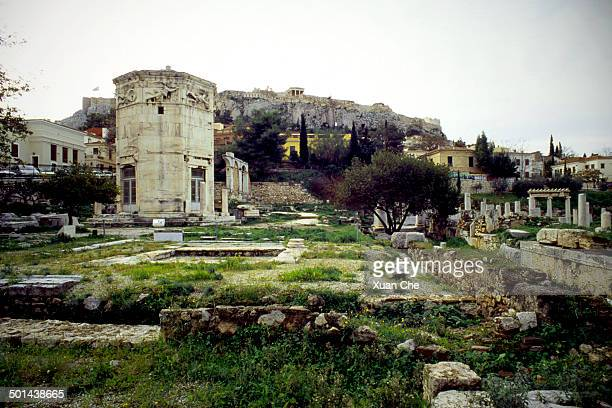Roman Agora and Tower of the Winds