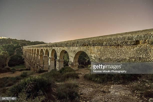 Roman aqueduct of Tarragona