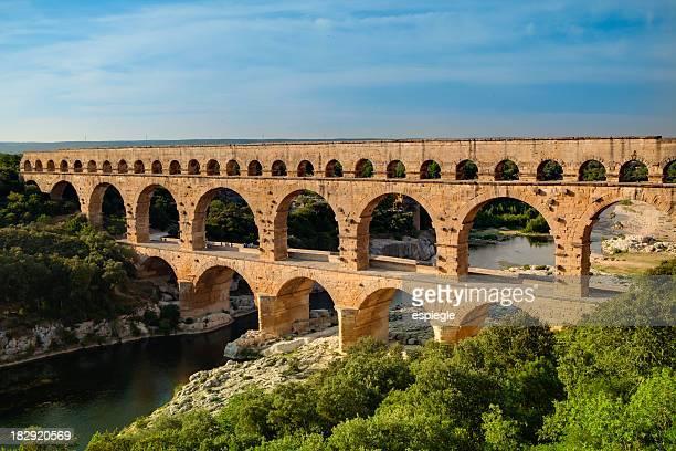 Aqueduc romain Pont du Gard, France