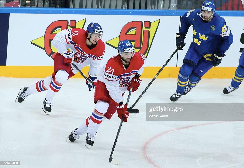 tschechische hockey liga