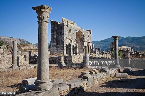 Roman city, Volubilis