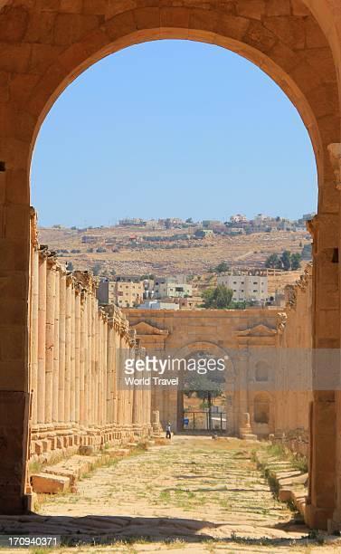 Roman Colonnade