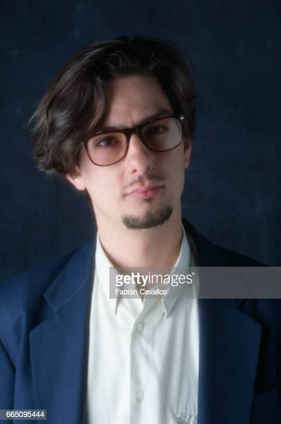 Roman Coppola on the set of 'Dracula' directed by American director Francis Ford Coppola and based Bram Stoker's novel by the same title The film won...