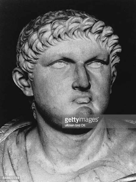 Roman Empire Nero Nero 37 AD 68 AD Nero Claudius Drusus Germanicus Roman Emperor 5468 ancient bust 1st century