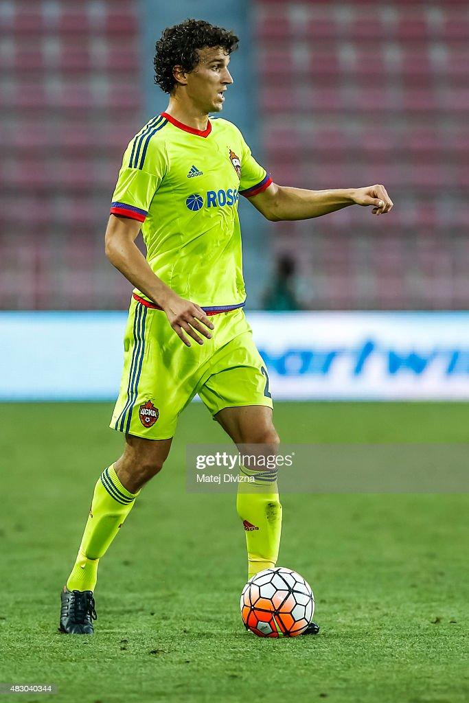 Sparta Prague v CSKA Moscow - UEFA Champions League: Third Qualifying Round 2nd Leg